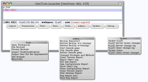 GemTools Launcher